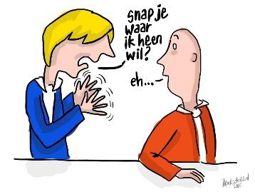 Sociale vaardigheden aanleren binnen de verbale en non-verbale communicatie